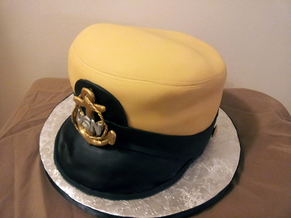 Chief Promotion Cake