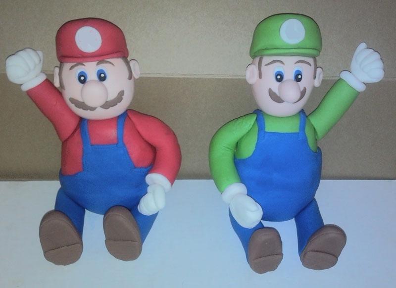 Mario Brothers Charactors