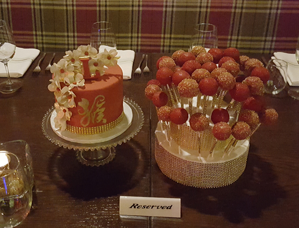 Mini Cake & Bling Cake Pops