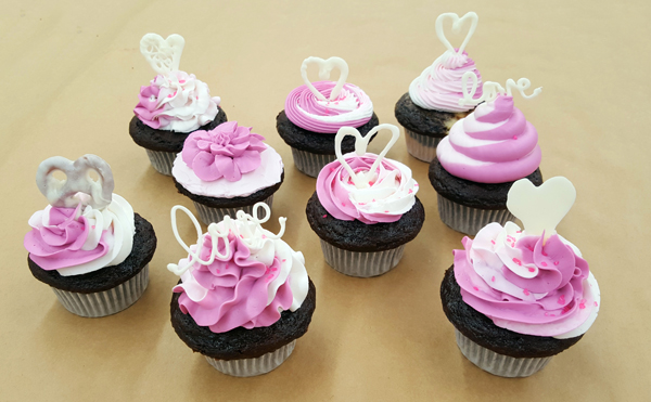 Love Buttercream Cupcakes