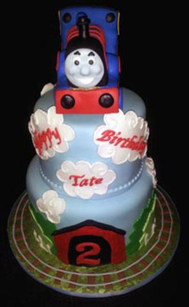 Thomas The Tank Cake