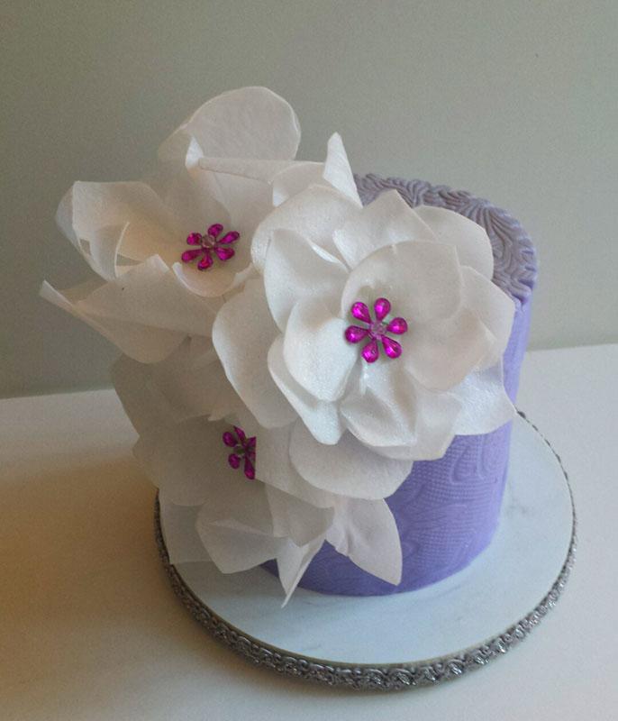 Fondant Mini Cake