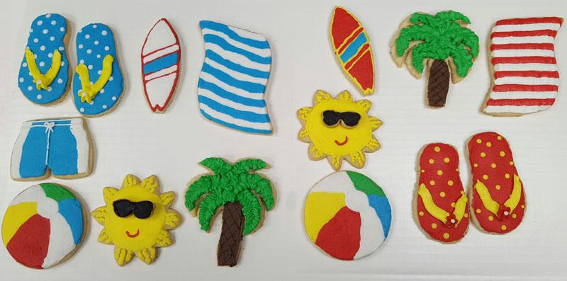 Summertime Cookies