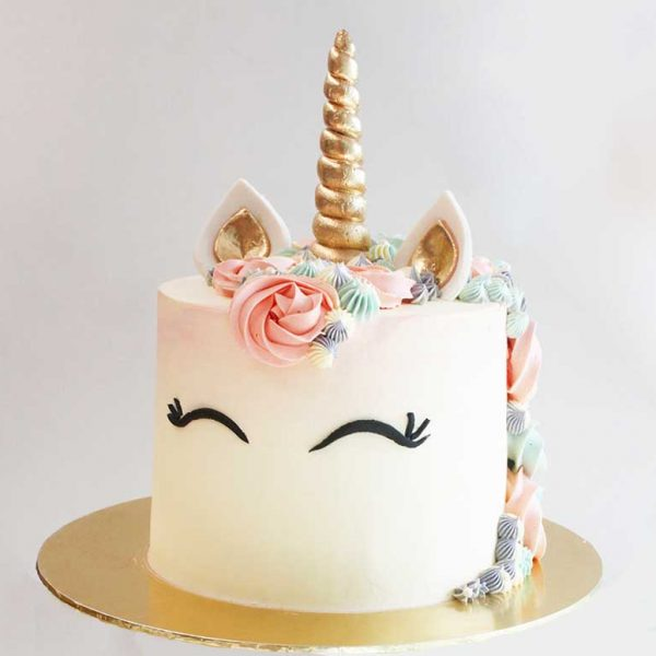 Unicorn Cake Class - May 6, 2017 - 3pm   Vero Cakes