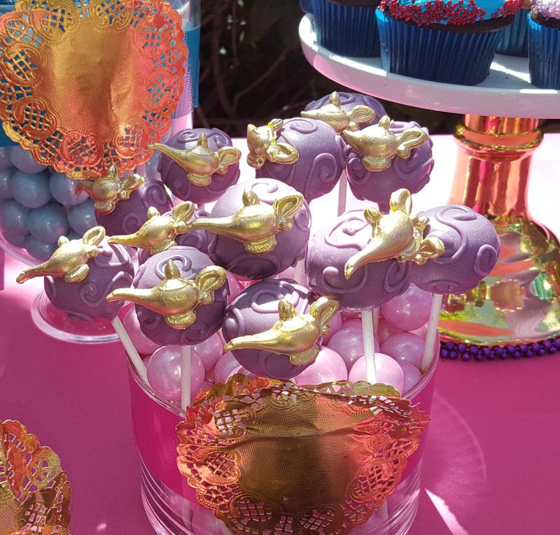 Genie Cake Pops